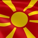 stock-footage-macedonian-flag-in-the-wind-part-of-a-series